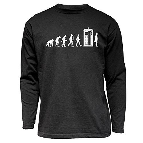 Nukular Langarm T-Shirt