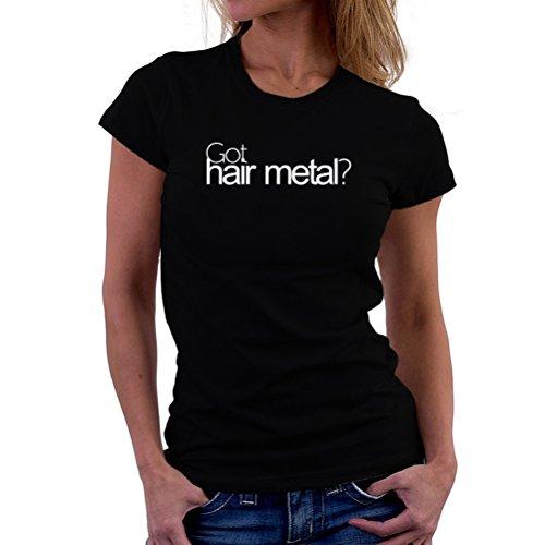 Maglietta da donna Got Hair Metal?