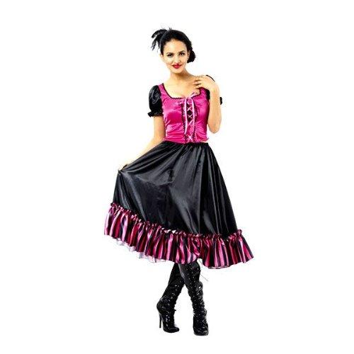 Kostüm Saloon Girl Poker Alice ()