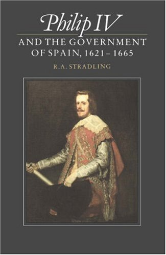 Philip IV Government Spain 1621-65