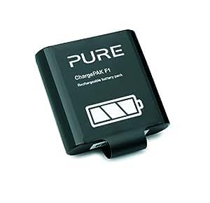Pure ChargePAK F1 batteria ricaricabile (Batteria agli ioni di litio 3,7V, 8800mAh) per Pure Evoke Serie, Jongo & Sensia DAB-Radio