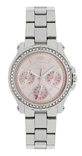 Juicy Couture Ladies Mini Pedigree Multi Dial Bracelet Watch