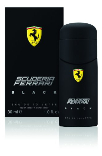 FERRARI Black Eau de Toilette Spray 30ml