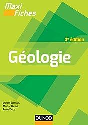 Maxi fiches de Géologie - 3e édition - En 85 fiches