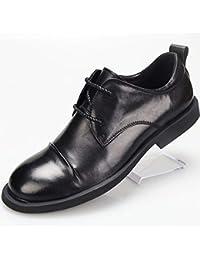 fe4535d36924b LOVDRAM Botas De Hombre Zapatos De Cuero Zapatos De Otoño Y De Invierno Para  Hombres Zapatos
