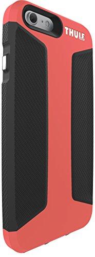 Thule Atmos X4 Case für iPhone 7 (mit extrem Sturz- und Displayschutz) orange/grau