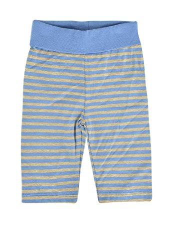 Steiff Baby - Jungen Jogginghose Jersey, Gestreift, Gr. 56, Mehrfarbig (Y/D Stripe Multicolored 0001)