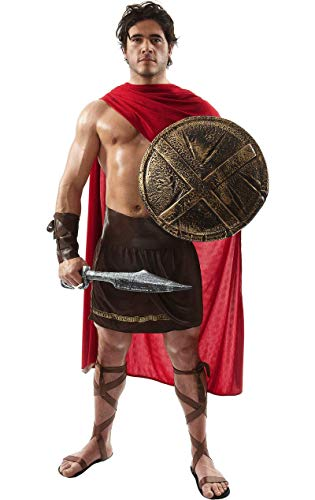 Schild Spartaner Kostüm - Spartan Warrior Costume - Extra Large