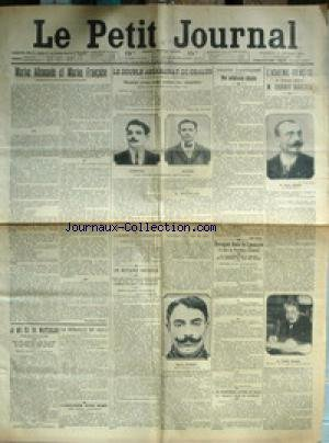 PETIT JOURNAL (LE) [No 17941] du 09/02/1...