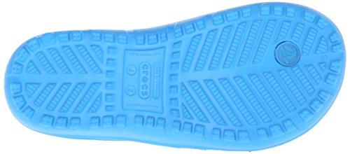 Crocs Hilo Flip K, Infradito Unisex da Ragazzi Blu (Ocean)