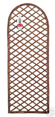 Willow Trellis with Curved Top OGD122