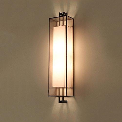 lampada da parete di stile cinese moderna/Lampada da letto letto/LED Parete-E