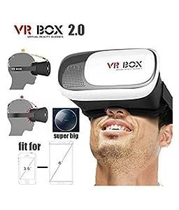 ISHIKA Virtual Reality Glasses 3D VR Box Headsets for Samsung Galaxy J7 Max