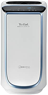 Tefal Intense Pure Air Bedroom 30 Watt Air Purifier (White/Blue)