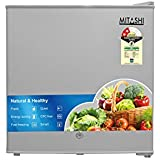 Mitashi 46L 2 Star Direct Cool Single Door Refrigerator (MSD050RF100, Silver)