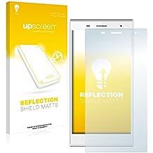 upscreen Reflection Shield Protector Pantalla Mate Hisense Infinity H3 HS-U988 Película – Antireflejos, Anti-Huellas