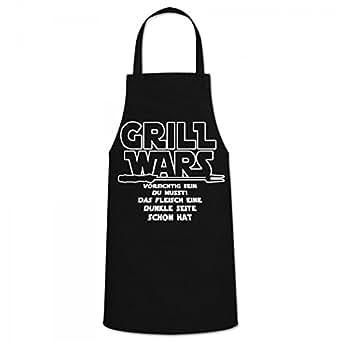 Grill WARS, Grillschürze Barbeque