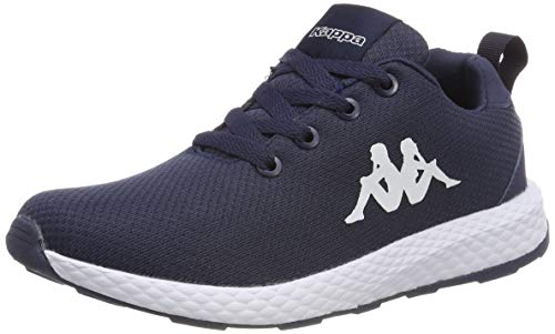 Kappa Unisex-Erwachsene Banjo 1.2 Sneaker, Blau (Navy/White 6710), 43 EU