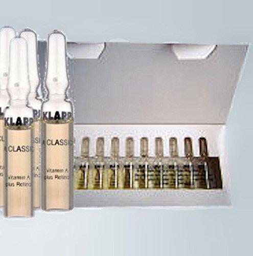 Klapp - Vitamin A - Vit. A plus Retinol (Ampoules) 6x2ml -