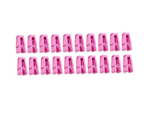 Alta calidad Pinza de plástico Ropa seca pequeño clip,20pcs