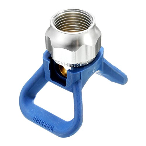 Magideal Airless Paint Spray Gun Tip Guard For Graco Titan Wagner Sprayer Tool Blue  available at amazon for Rs.560