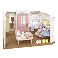 "Epoch Sylvanian Families Sylvanian Family Doll ""Woods Clothes shop Mi-62"" (japan import)"