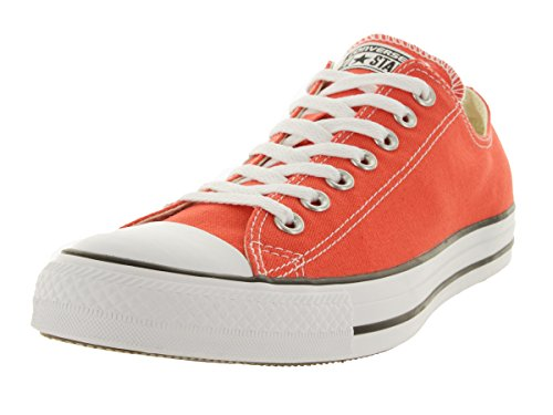 Converse Ct Coat Wash Ox, Damen Sneakers Fire/White/Black