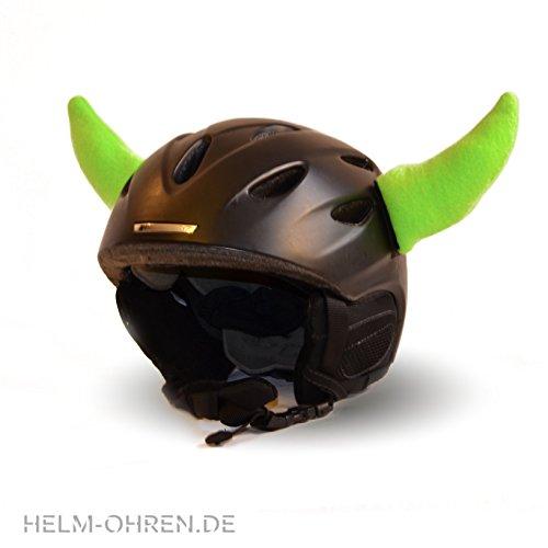 Helm-Ohren Hörner für den Skihelm, Snowboardhelm, Kinder-helm, Kinder-Skihelm oder Motorradhelm - verwandelt den Helm in ein EINZELSTÜCK - der HINGUCKER - für Kinder...