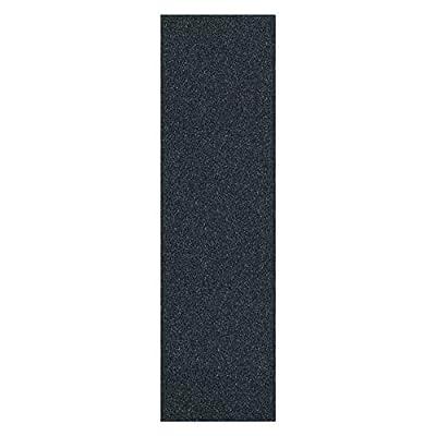 Emillion Skateboard Griptape Sheet 9x33'' schwarz (1 Stück)