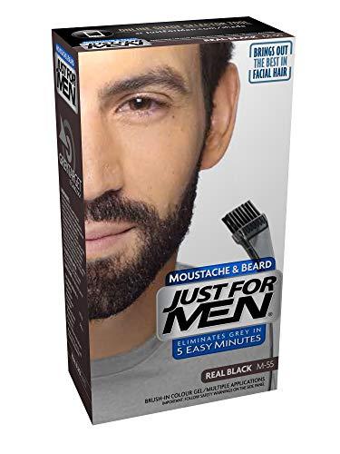 Just For Men M55 - Tinte para bigote y barba