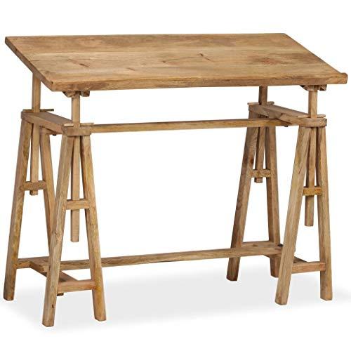 Mesa de dibujo para artistas y diseñadores de madera 116x50x76cm