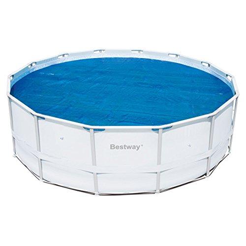 Ubbink - Bâche à bulle bordée 580 cm - 400microns