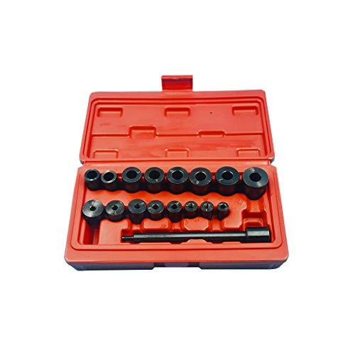 keshida 17-TLG. Universal-Kupplungsausrichtungssatz, der das Auto-Reparatur-Werkzeug für alle Autos und Lieferwagen ausrichtet -