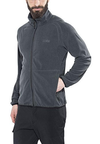 High Colorado Kufstein Fleece Jacket - Anthracite Colorado Fleece