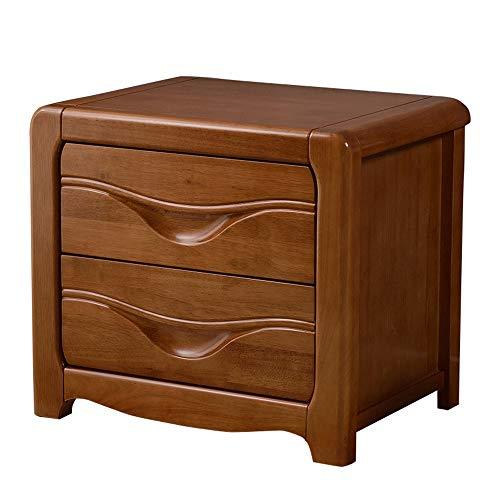 Unbekannt Wen Zhe Massivholz Nachttisch Modern Chinese Master Bedroom Locker Nachttisch - Master-schlafzimmer-möbel-sets