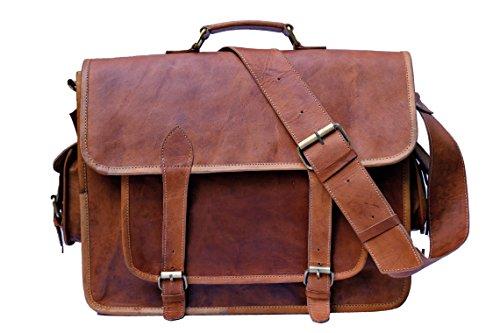 borsa-del-portatile-pelle-per-uomo-donna-laptop-bag-cuoio-a-tracolla-vera-pelle-unisex-vintage-marro