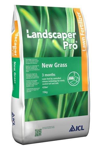 Landscaper Pro New Grass 16-24-12Rasendünger 5kg (Pro Landscaper)