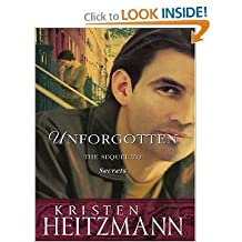 Unforgotten (The Michelli Family Series #2) by Kristen Heitzmann (2005-07-30)