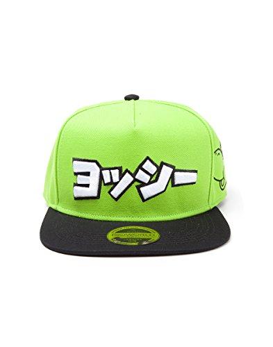 Nintendo - Casquette Snapback - Japanese Yoshi