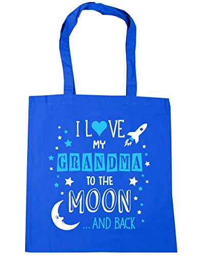 hippowarehouse-i-love-my-grandma-to-the-moon-and-back-tote-shopping-gym-beach-bag-42cm-x38cm-10-litr