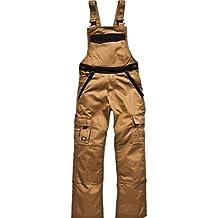 Dickies IN30040 - Peto industria 300 de color caqui / negro kbk 98,
