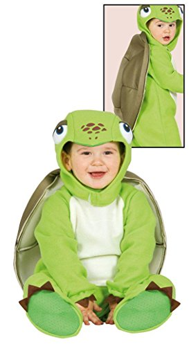 LDKRÖTE - Größe 92-93 cm ( 12-24 Monate ) (Kostüm Schildkröte)