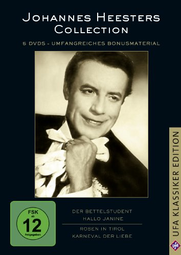 Johannes Heesters Collection (5 DVDs)