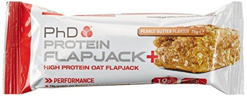 flapjack riegel PHD Protein Flapjack - Peanut Butter (12 Riegel), 1er Pack (1 x 900 g)