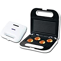 Geepas 2 Slice White Grill Maker, GS675