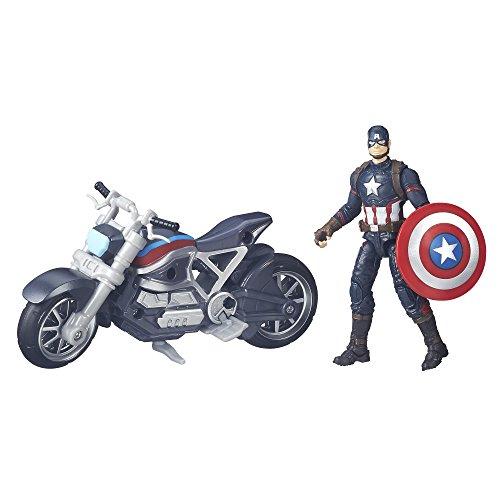 Marvel Legends Serie Captain America und -