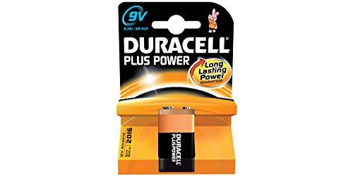 DURACELL MN16046LF22 Plus Power 9V 1er 105485 5000394105485