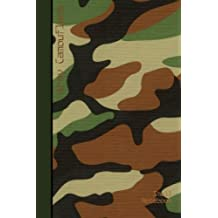 Small Notebook - Army Camouflage: Gifts / Gift / Presents ( Military / Army ) ( Pocketbook / Mini Notebook ) (Contemporary Designs)