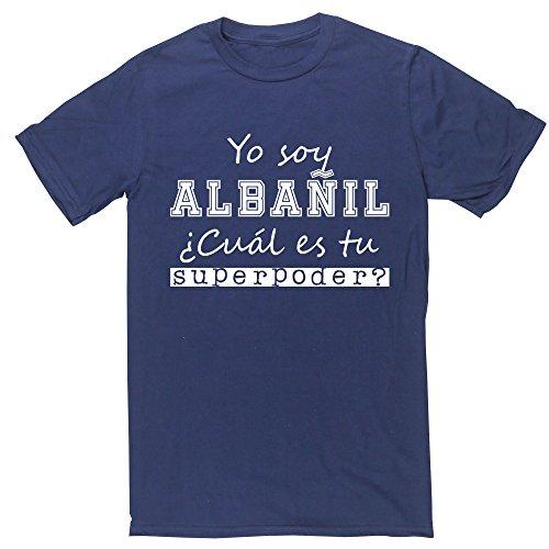 HippoWarehouse Yo Soy Albañil, ¿Cuál es tu Superpoder? camiseta manga corta unisex