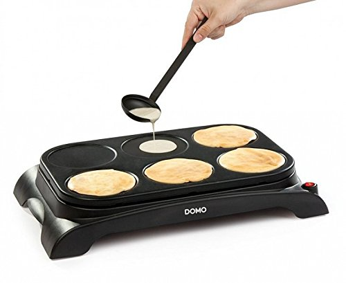 DOMO DO8709P Pancake-Maker
